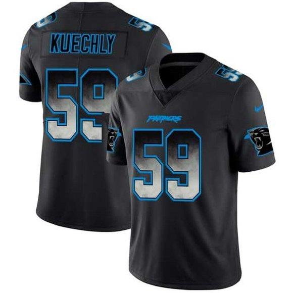 Carolina Panthers Luke Kuechly Jersey (3)